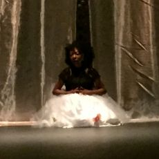 amontaine sitting in front of veil.jpg